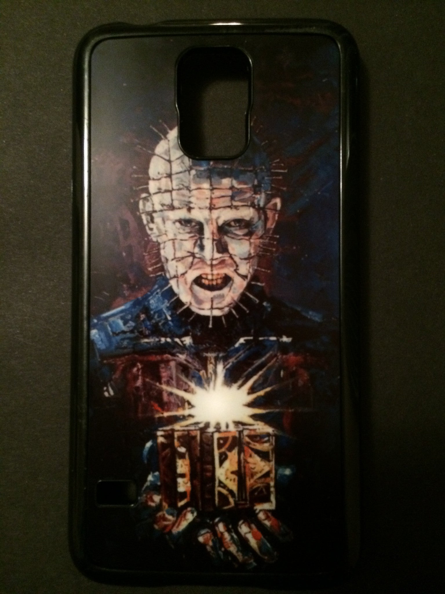 Hellraiser Pinhead Portrait S5 Phone Case
