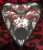 Scream For Me Inc. Planchette Patch