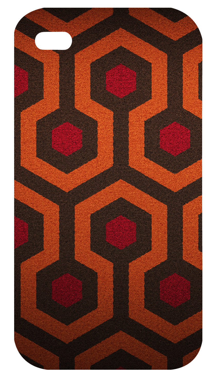 The Shining Overlook Hotel iPhone 4/4S Case
