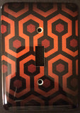 The Shining Overlook Hotel Single Light Switch Cover
