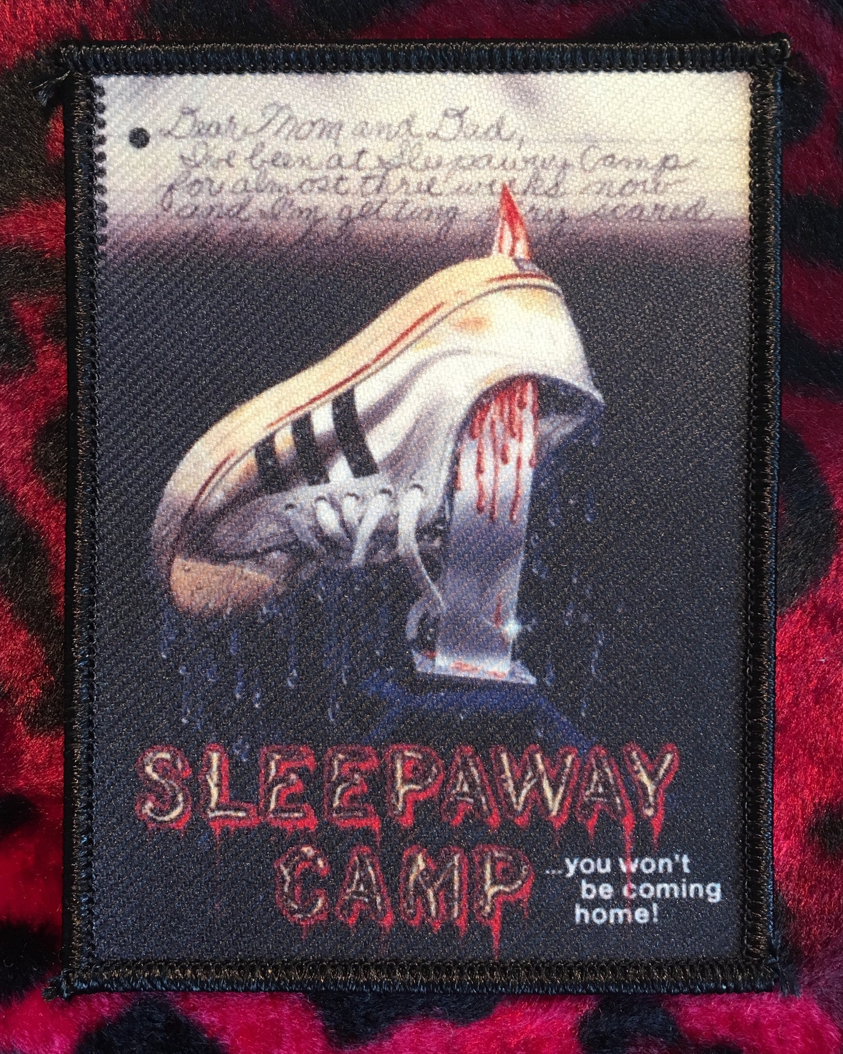 Sleepaway Camp Patch