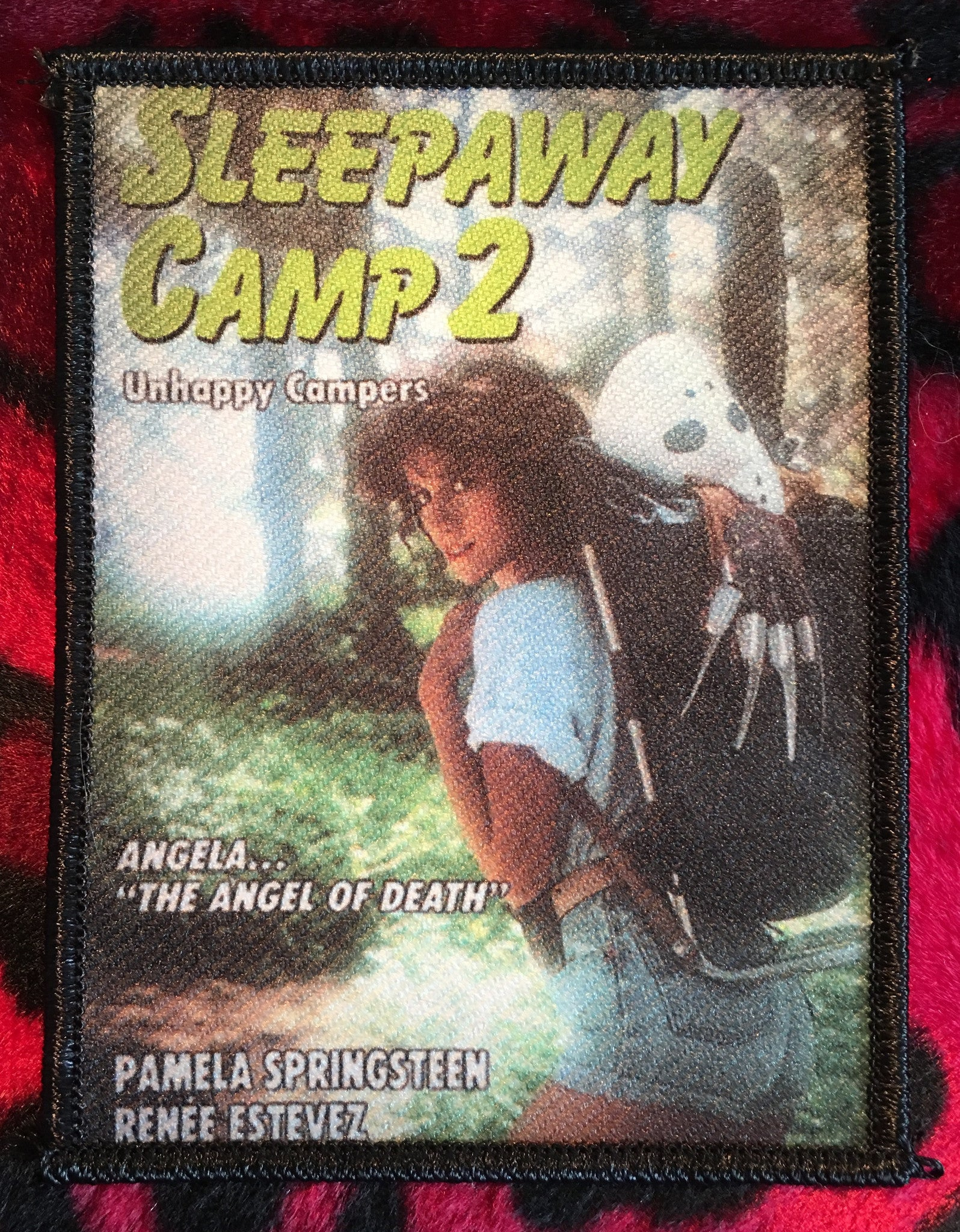 Sleepaway Camp 2 Unhappy Campers Patch
