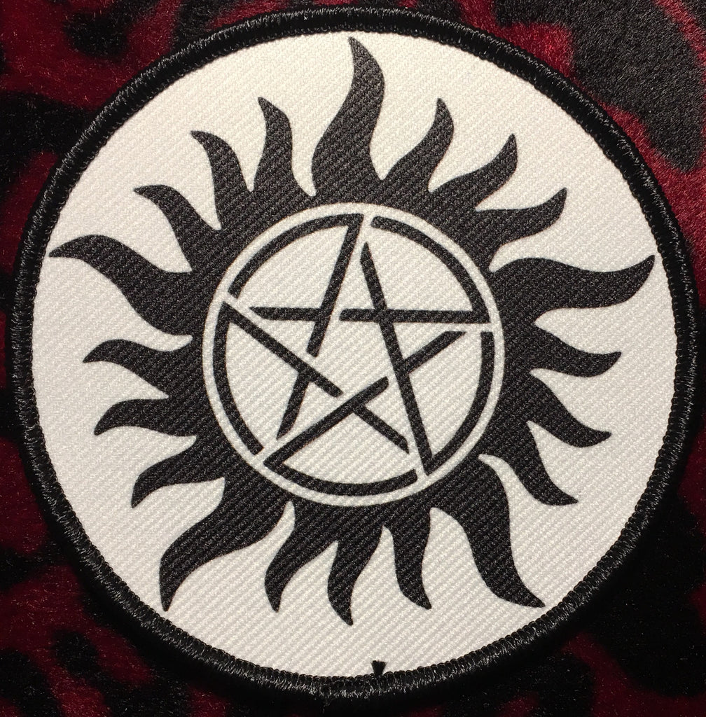 Supernatural Style A Patch