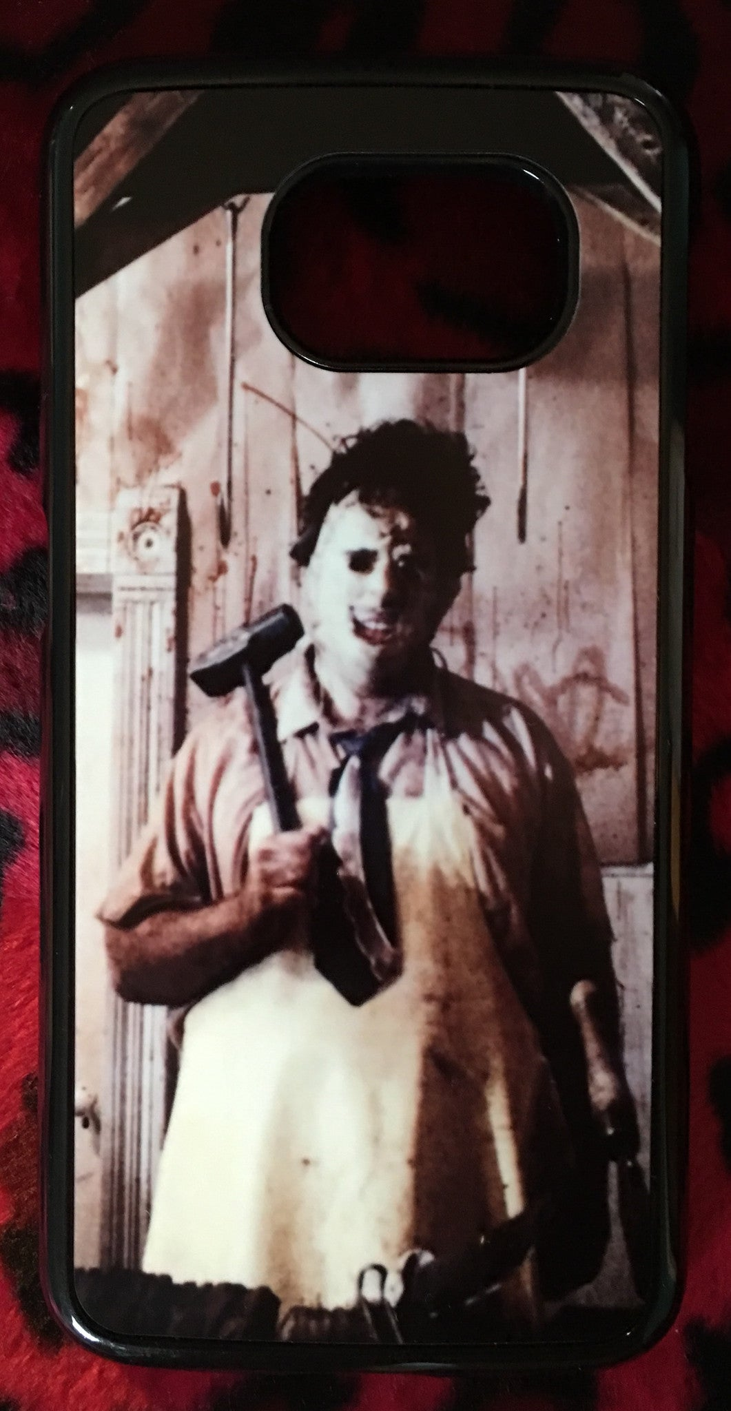Texas Chainsaw Massacre Leatherface S6 Phone Case