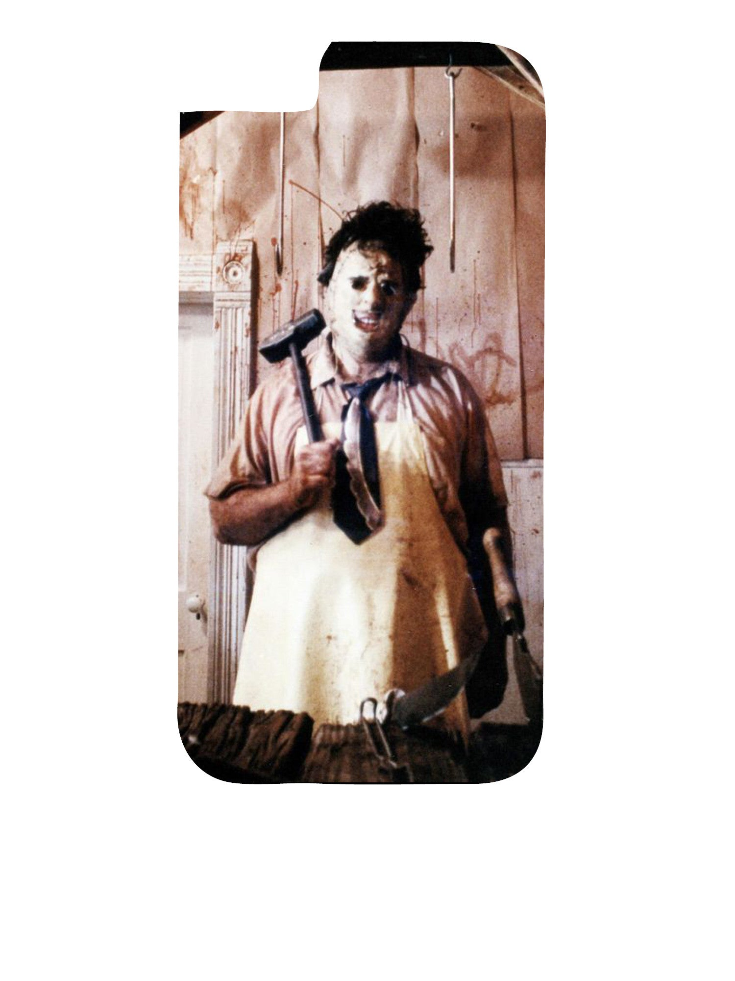 Texas Chainsaw Massacre Leatherface iPhone 5C Case
