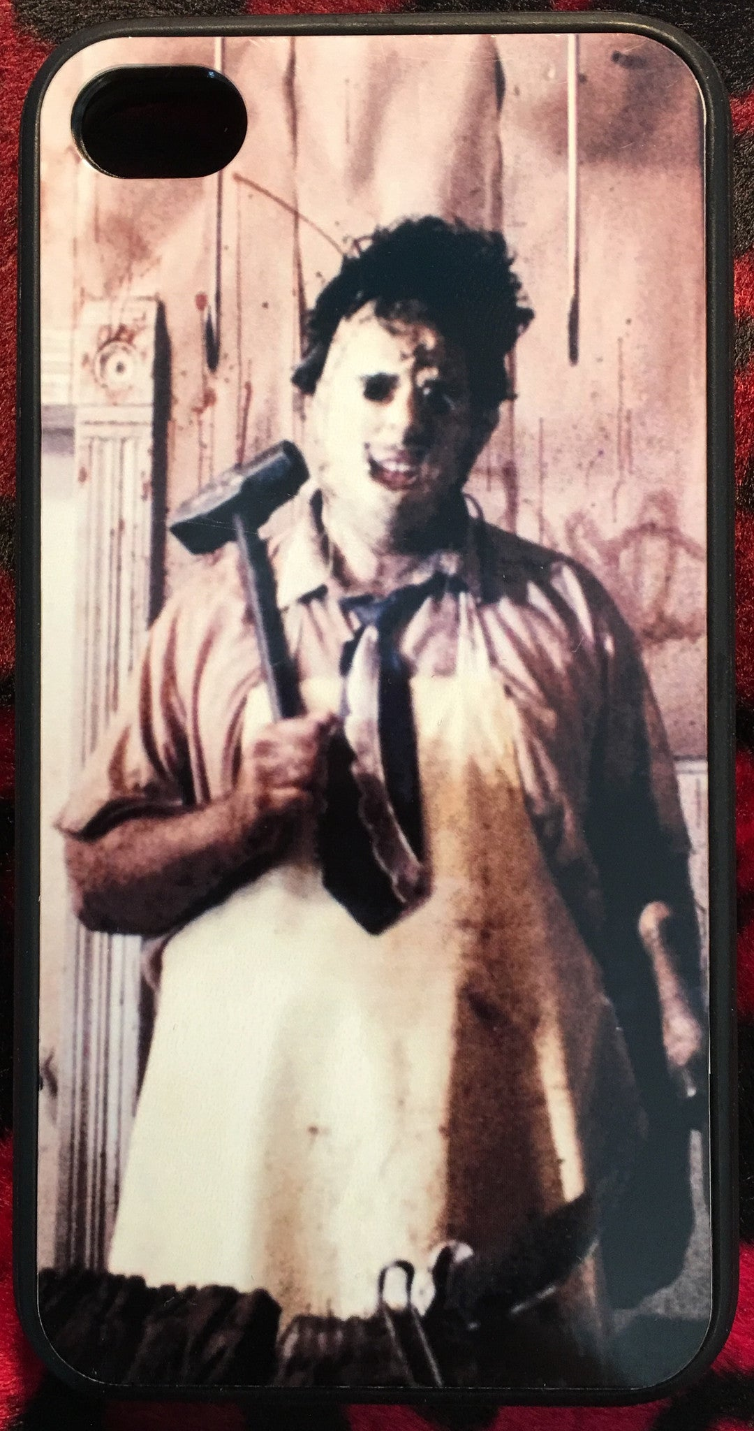 Texas Chainsaw Massacre Leatherface iPhone 4/4S Case