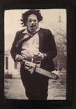Texas Chainsaw Massacre Canvas Wallet