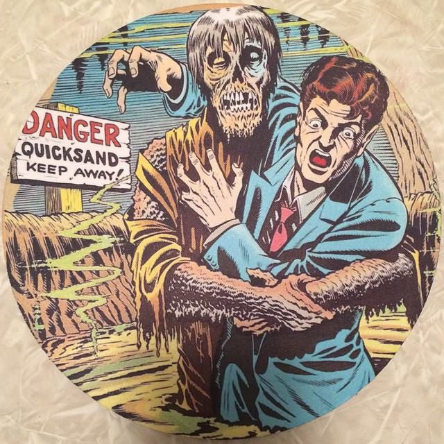 Tales From The Crypt Mouse Pad