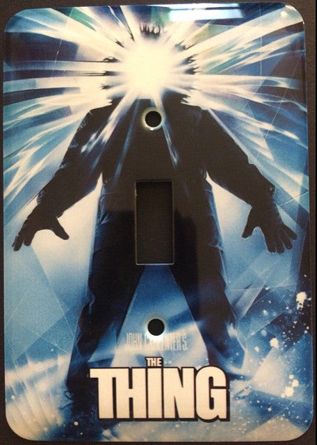 The Thing Light Switch Cover