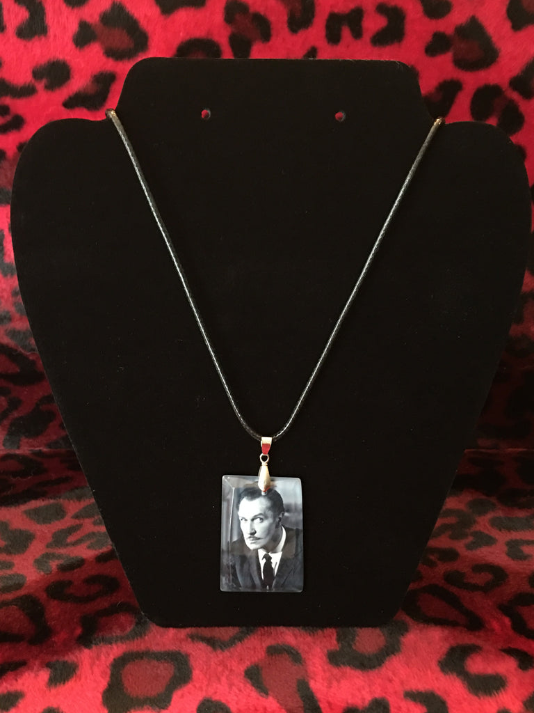Vincent Price Crystal Necklace