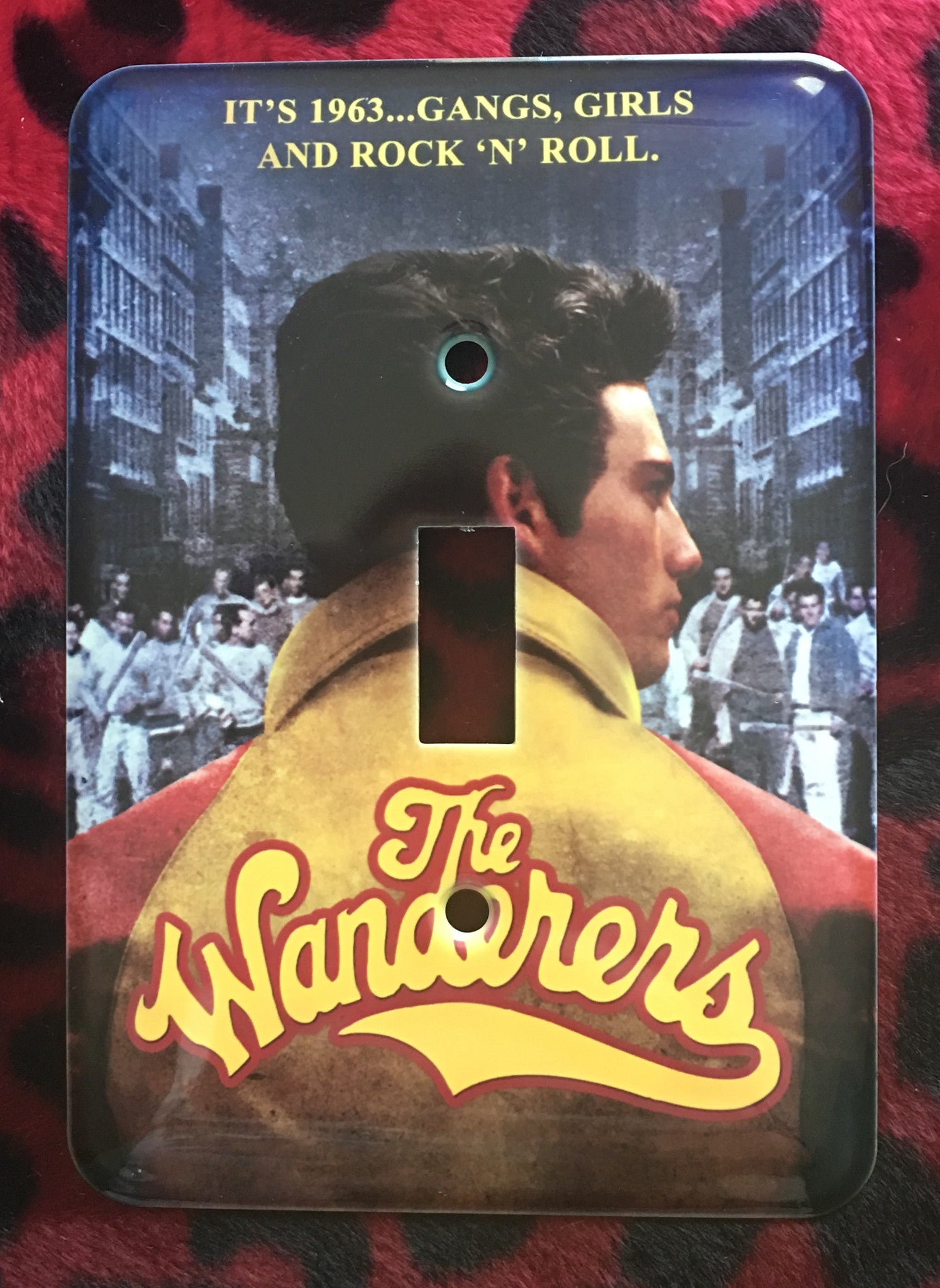 Wanderers, The Single Light Switch Cover