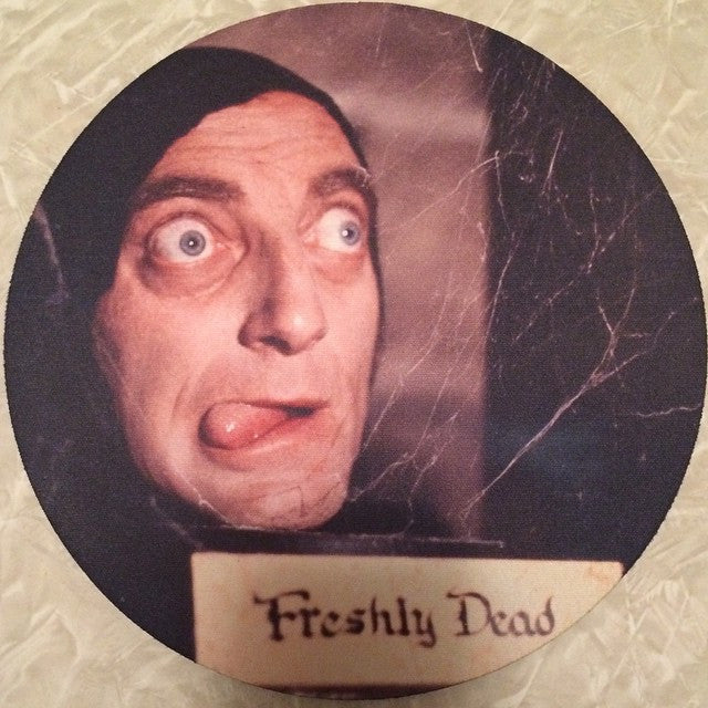 Young Frankenstein Mouse Pad