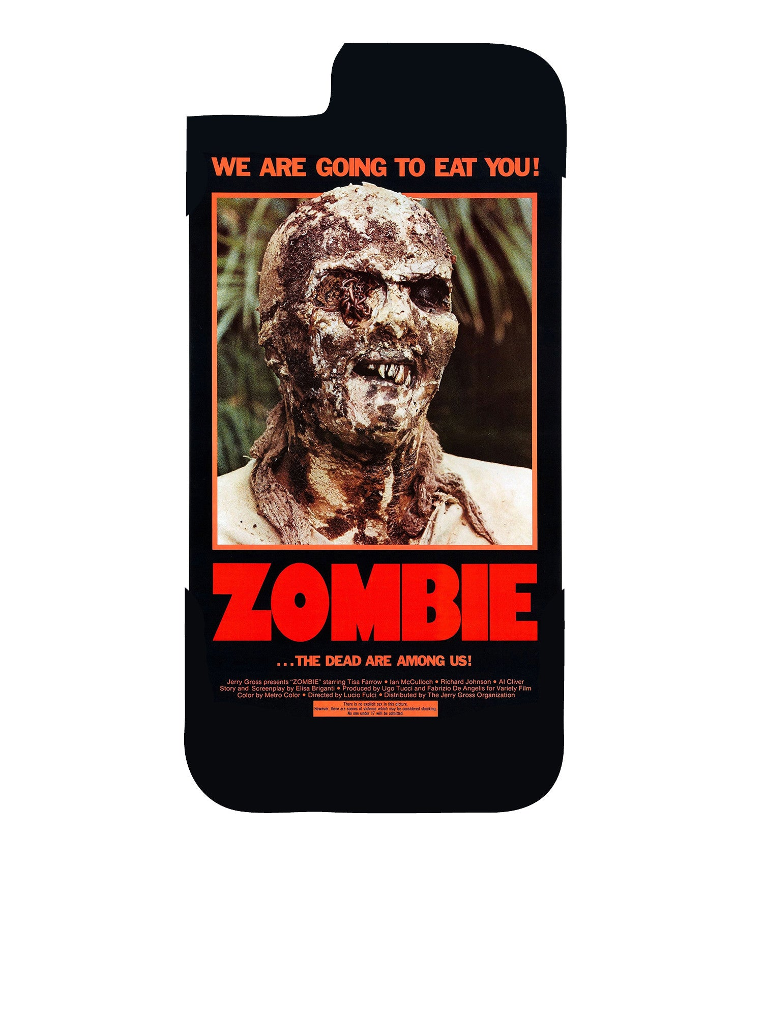 Zombie iPhone 5C Case