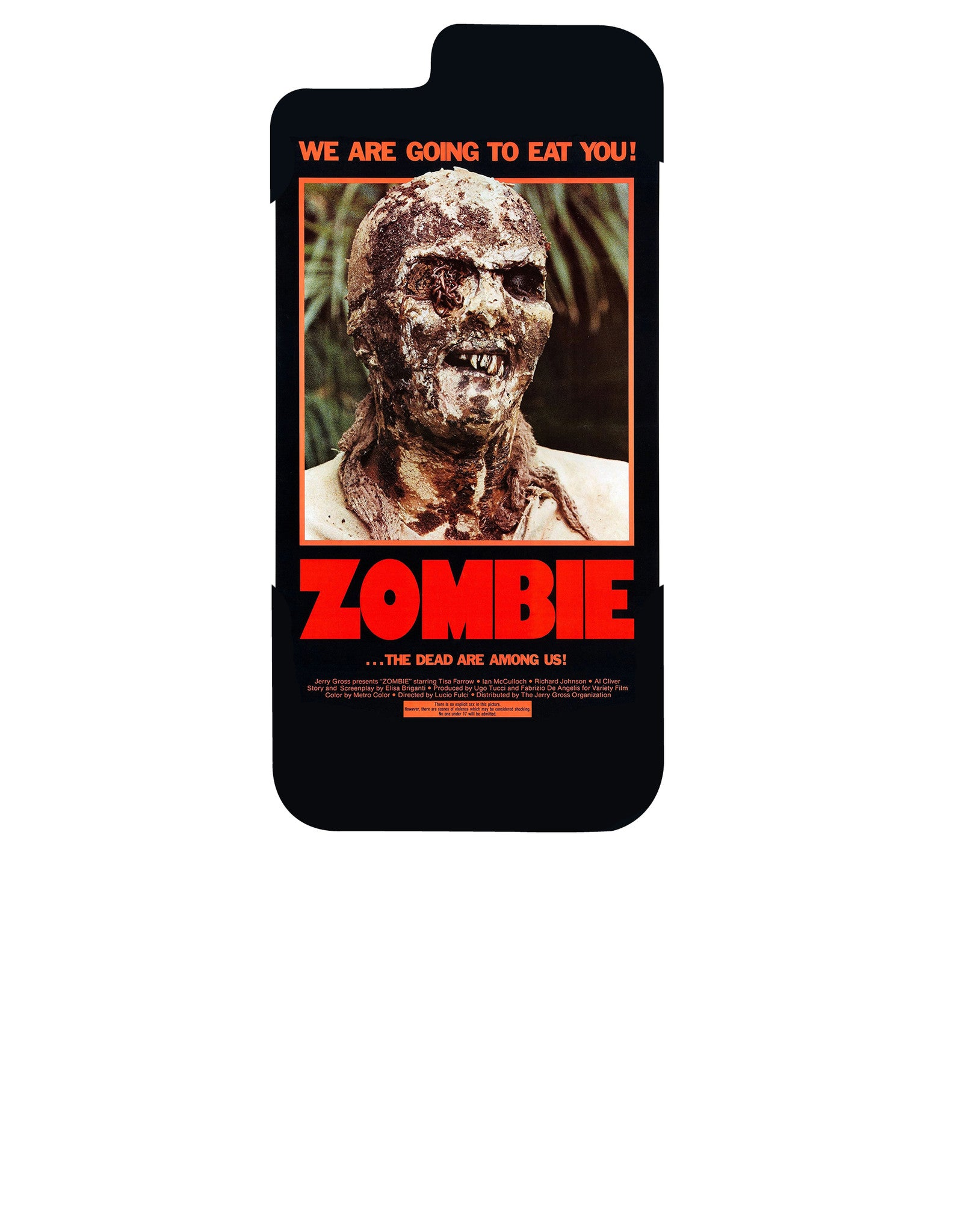 Zombie iPhone 6/6S Case