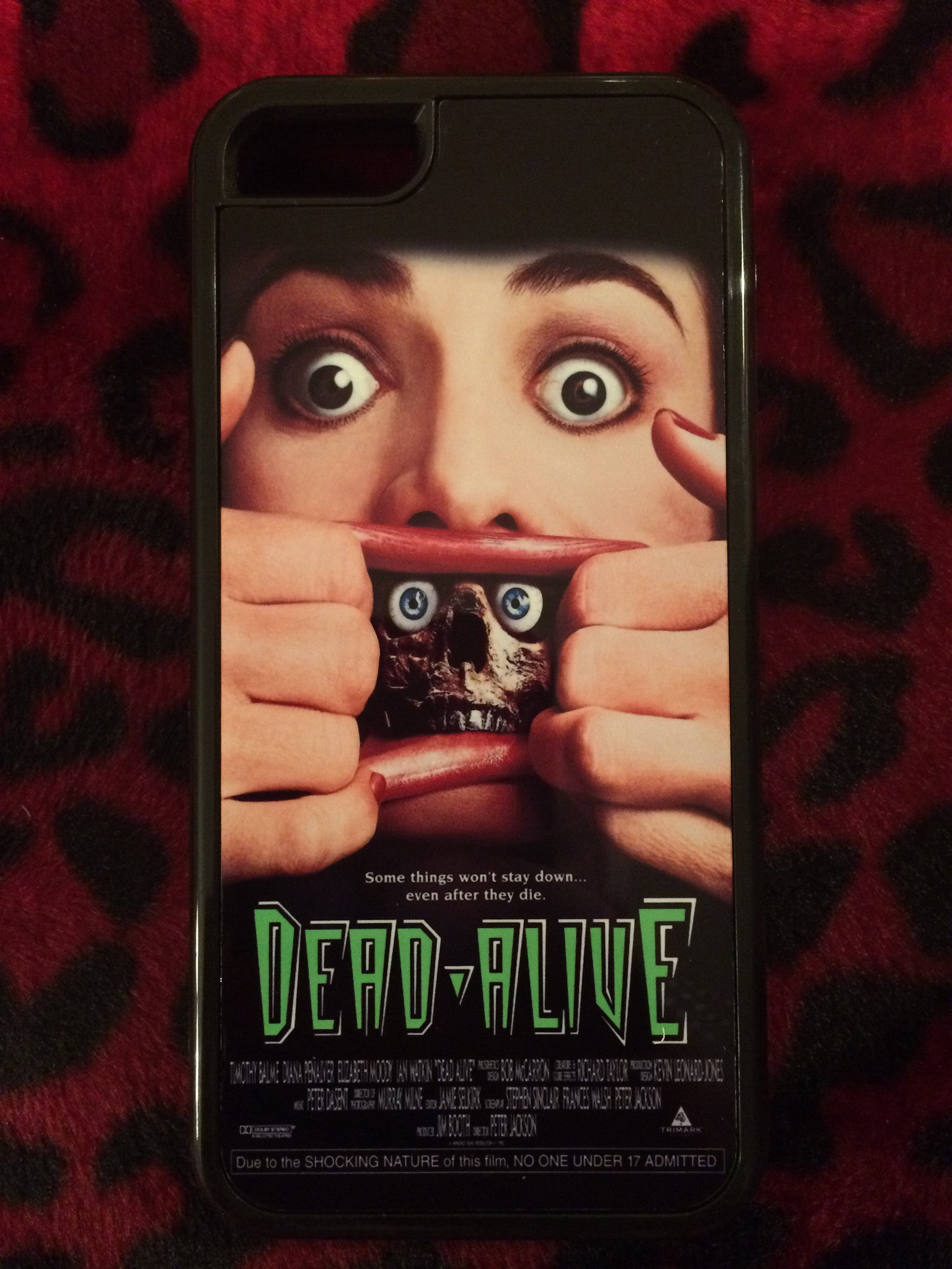 Dead Alive iPhone 5C Case