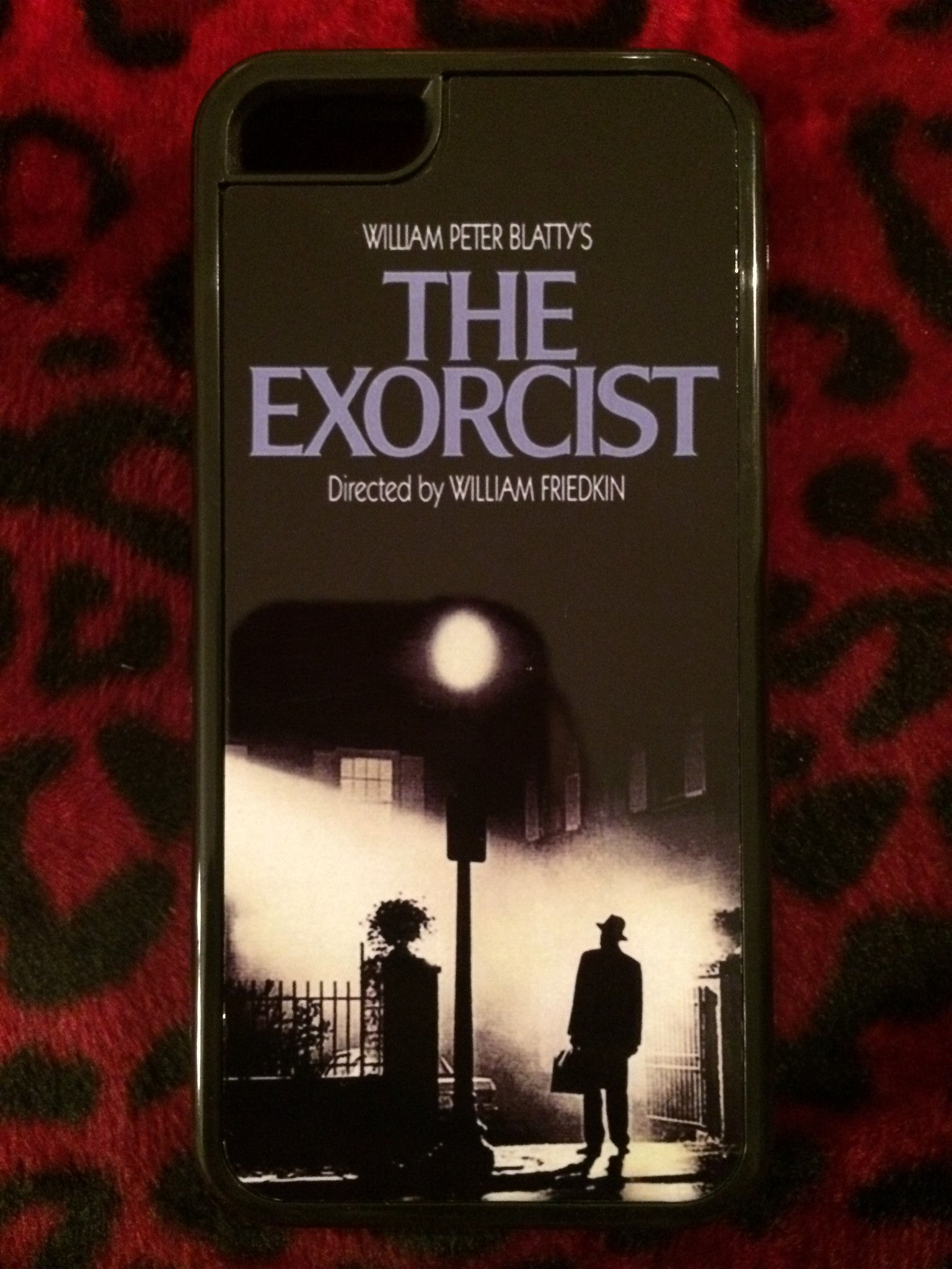 The Exorcist iPhone 5C Case