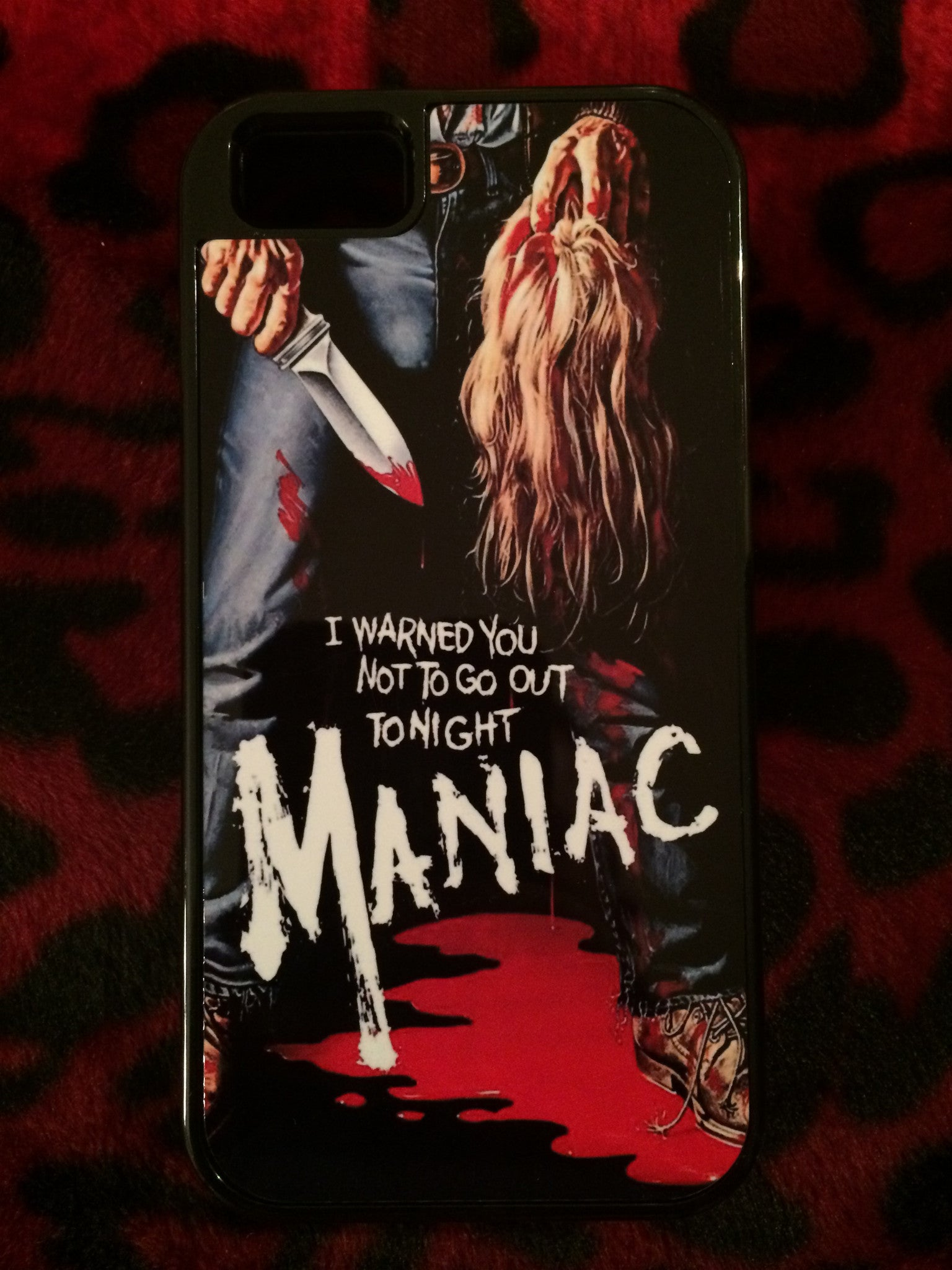 Maniac iPhone 5/5S Case