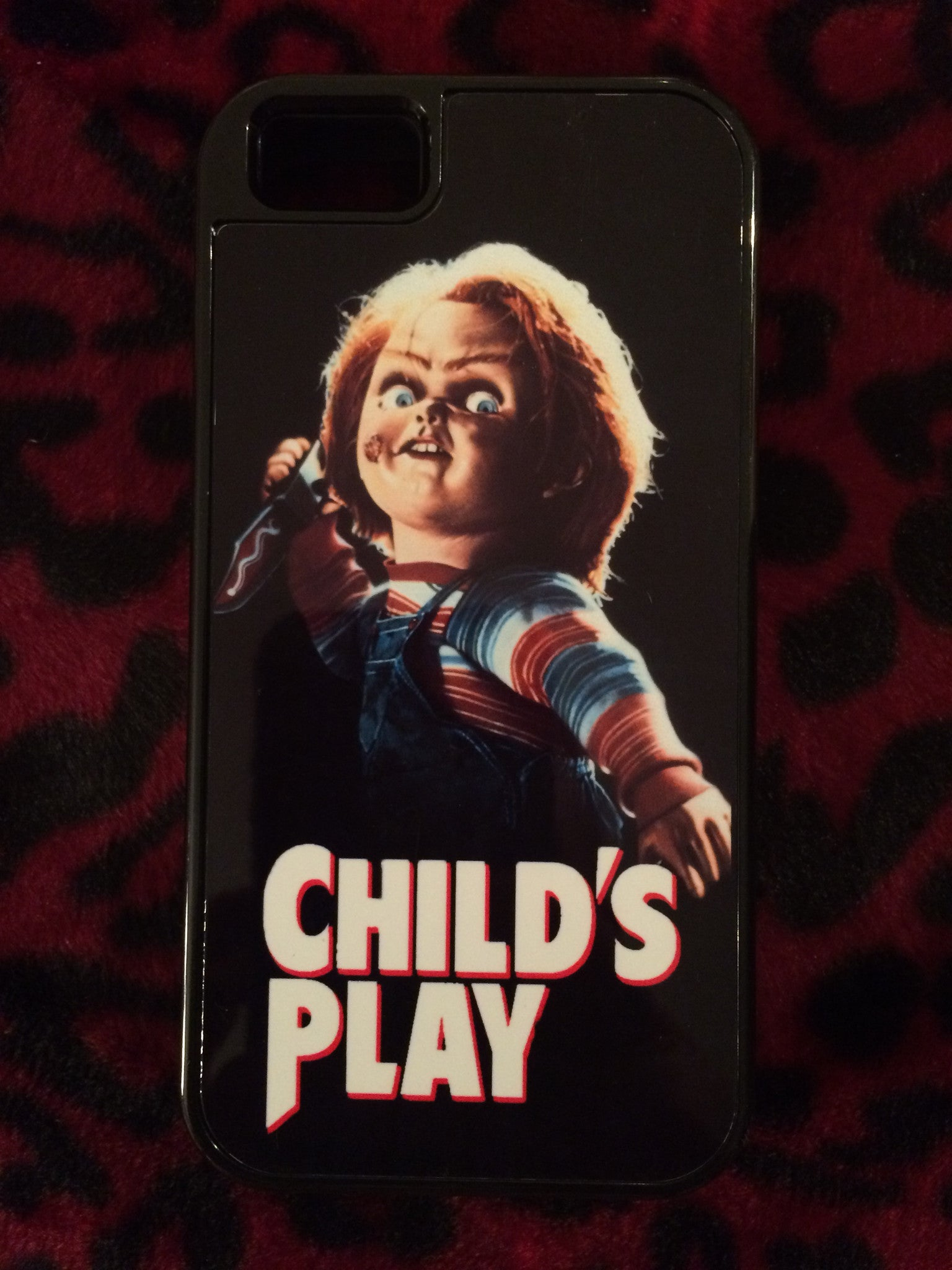 Child's Play iPhone 5/5S Case