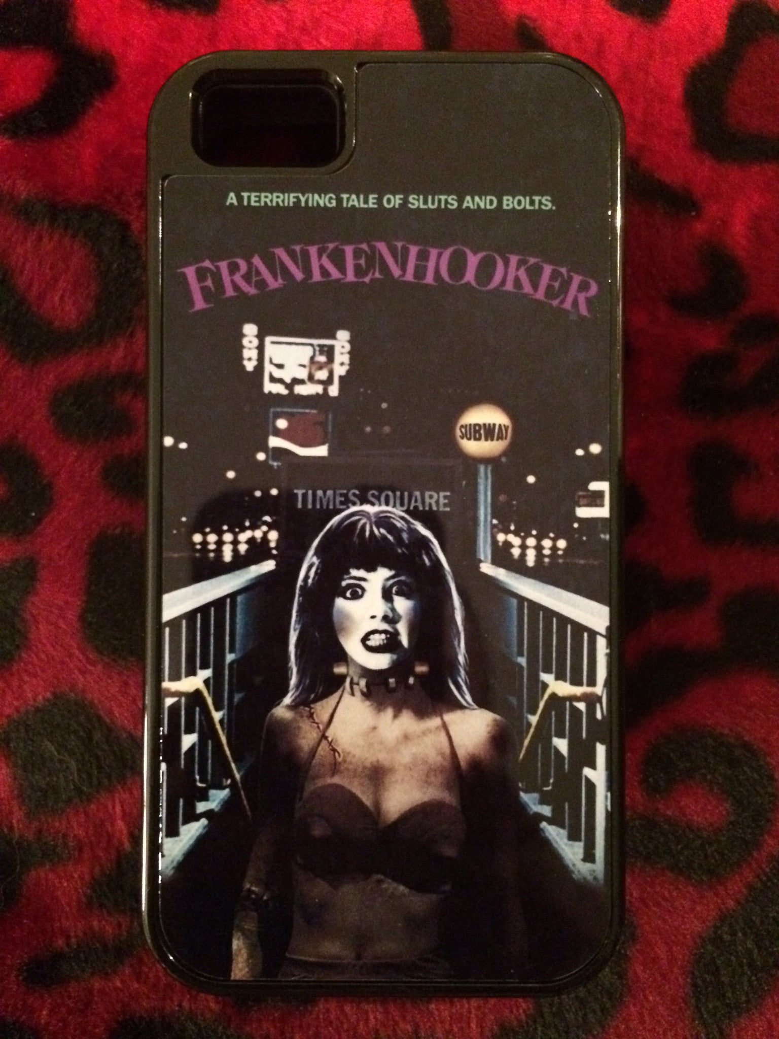 Frankenhooker iPhone 5/5S Case