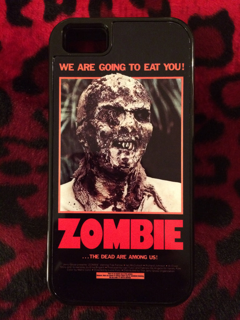 Zombie iPhone 5/5S Case