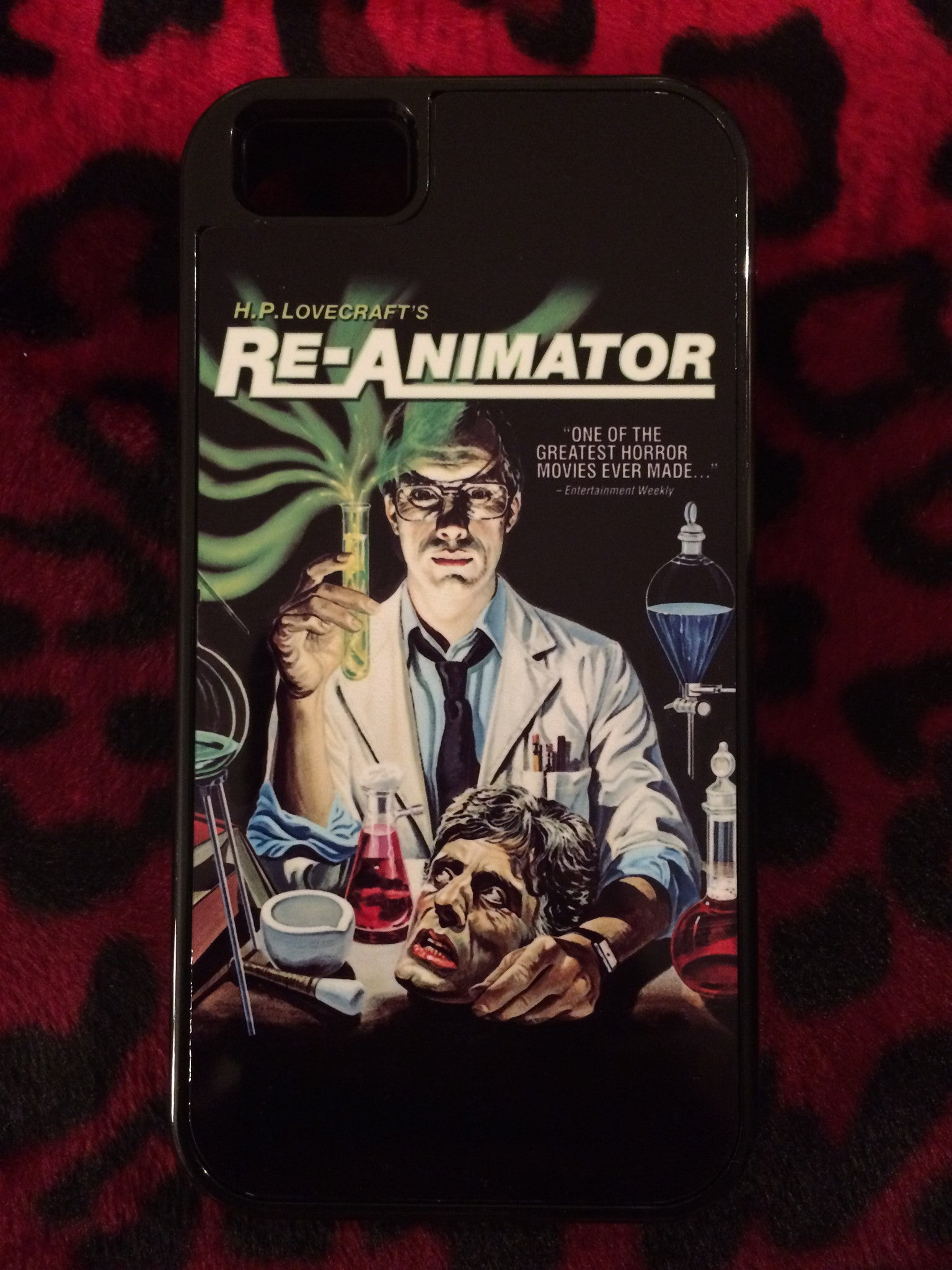 Re-Animator iPhone 5/5S Case