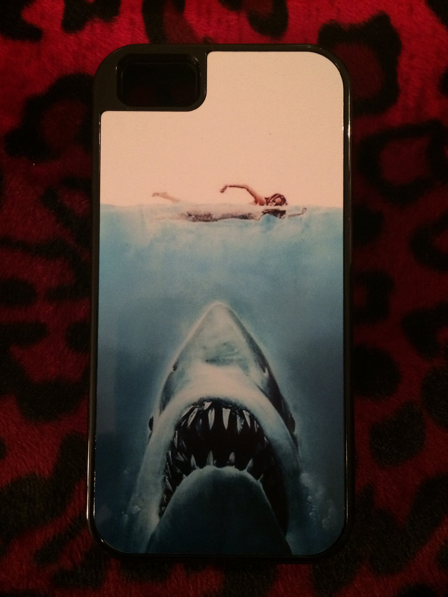 Jaws iPhone 5/5S Case