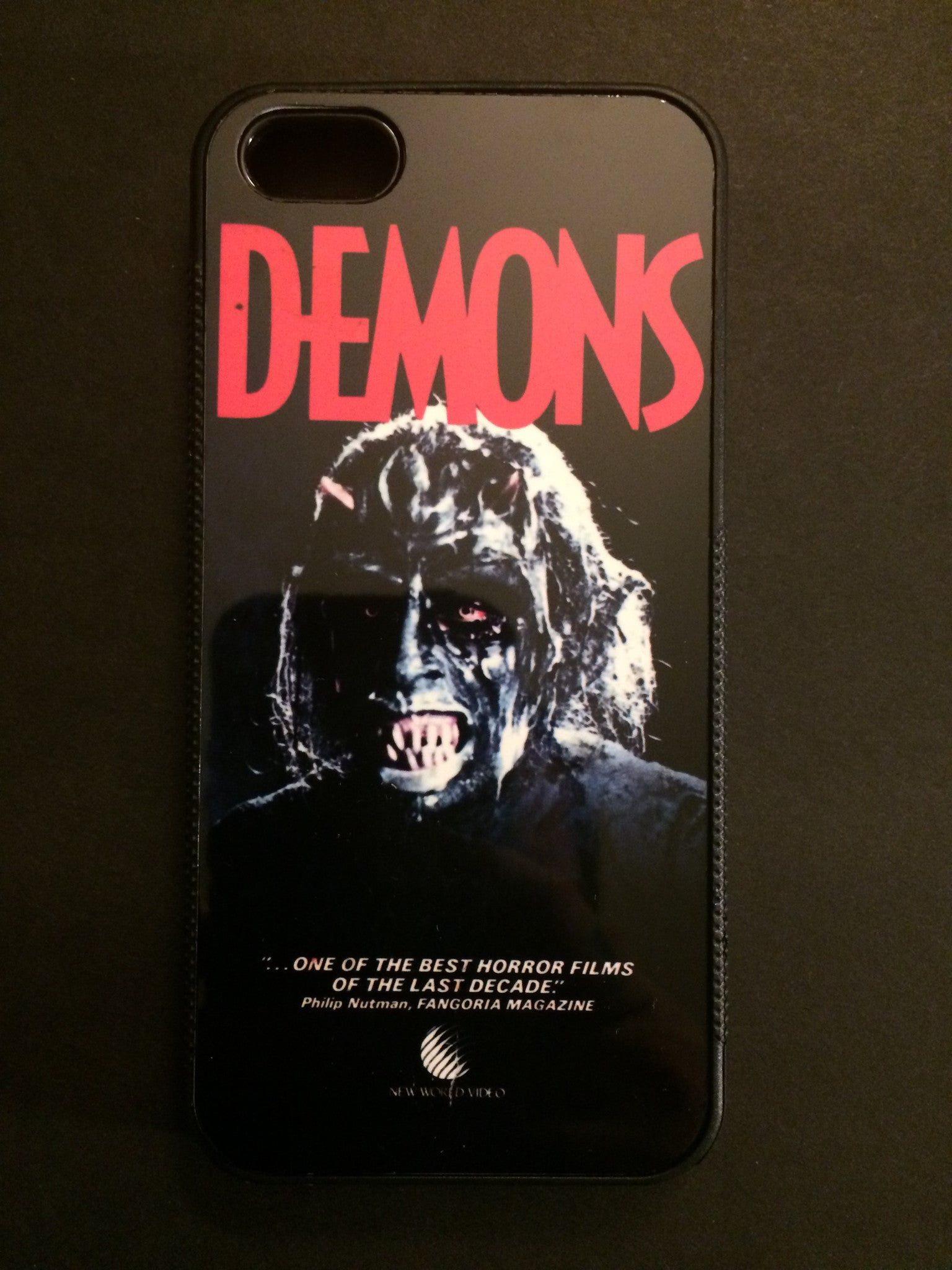 Demons iPhone 5/5S Case