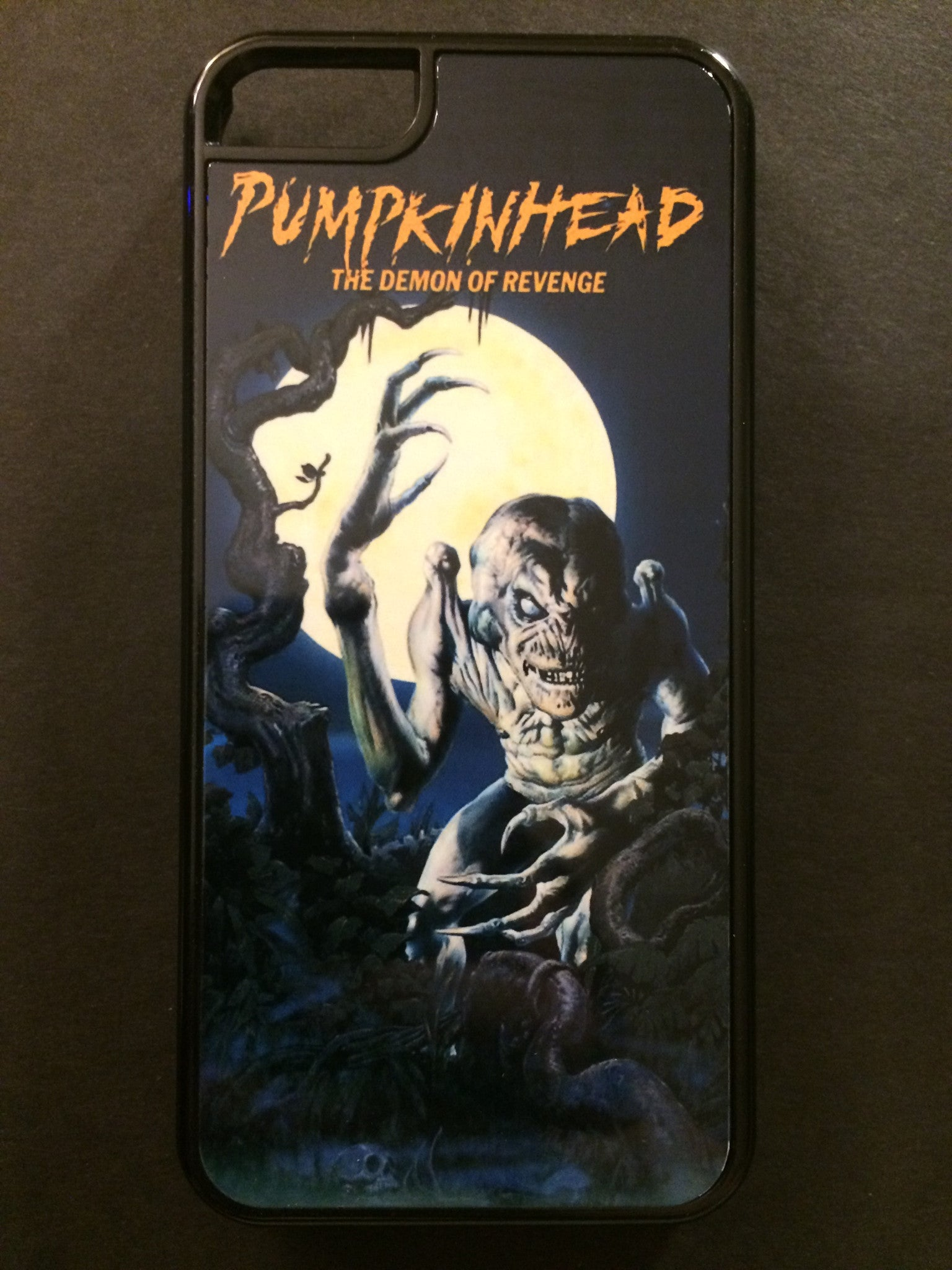 Pumpkinhead iPhone 6/6S Case
