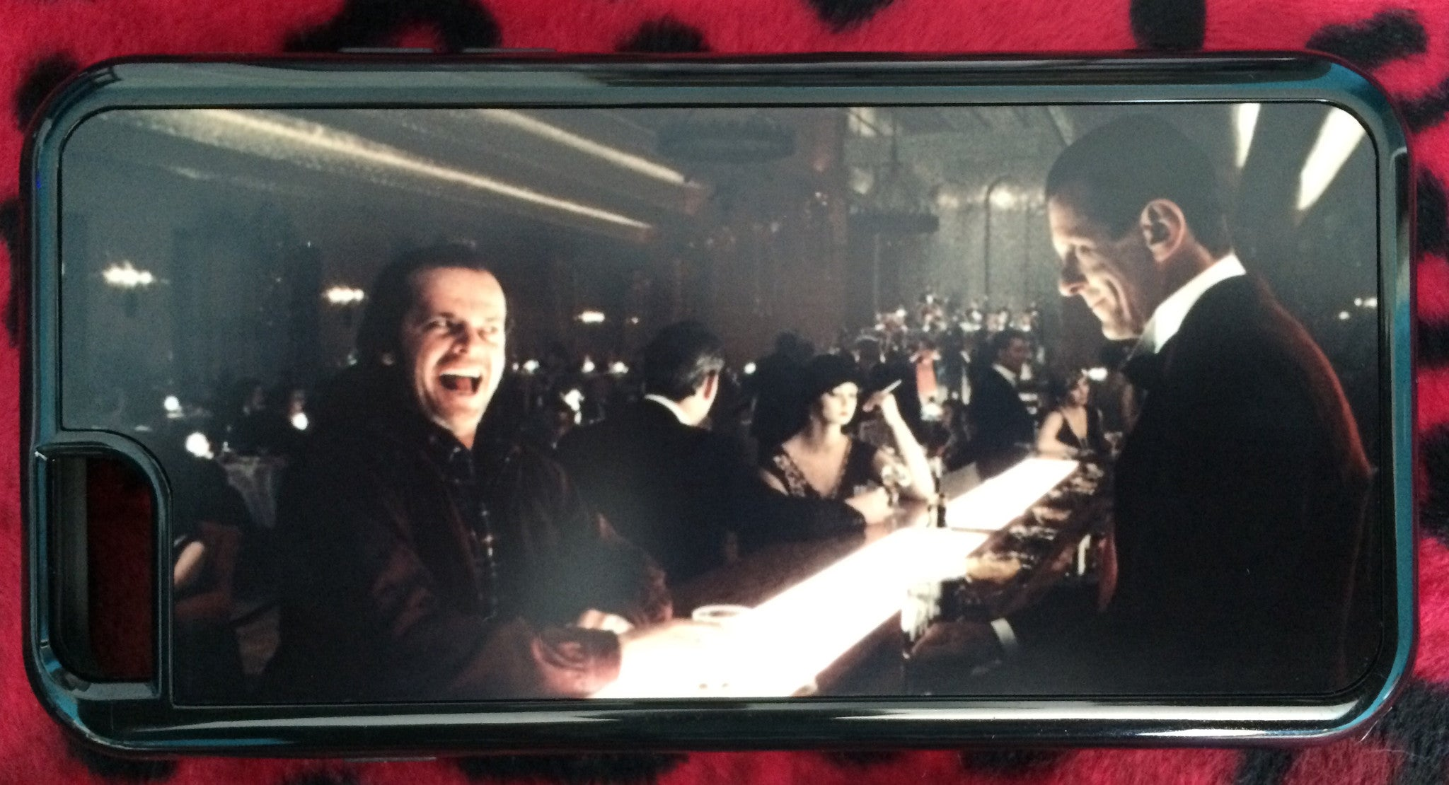 The Shining Bar Scene iPhone 6/6S Case