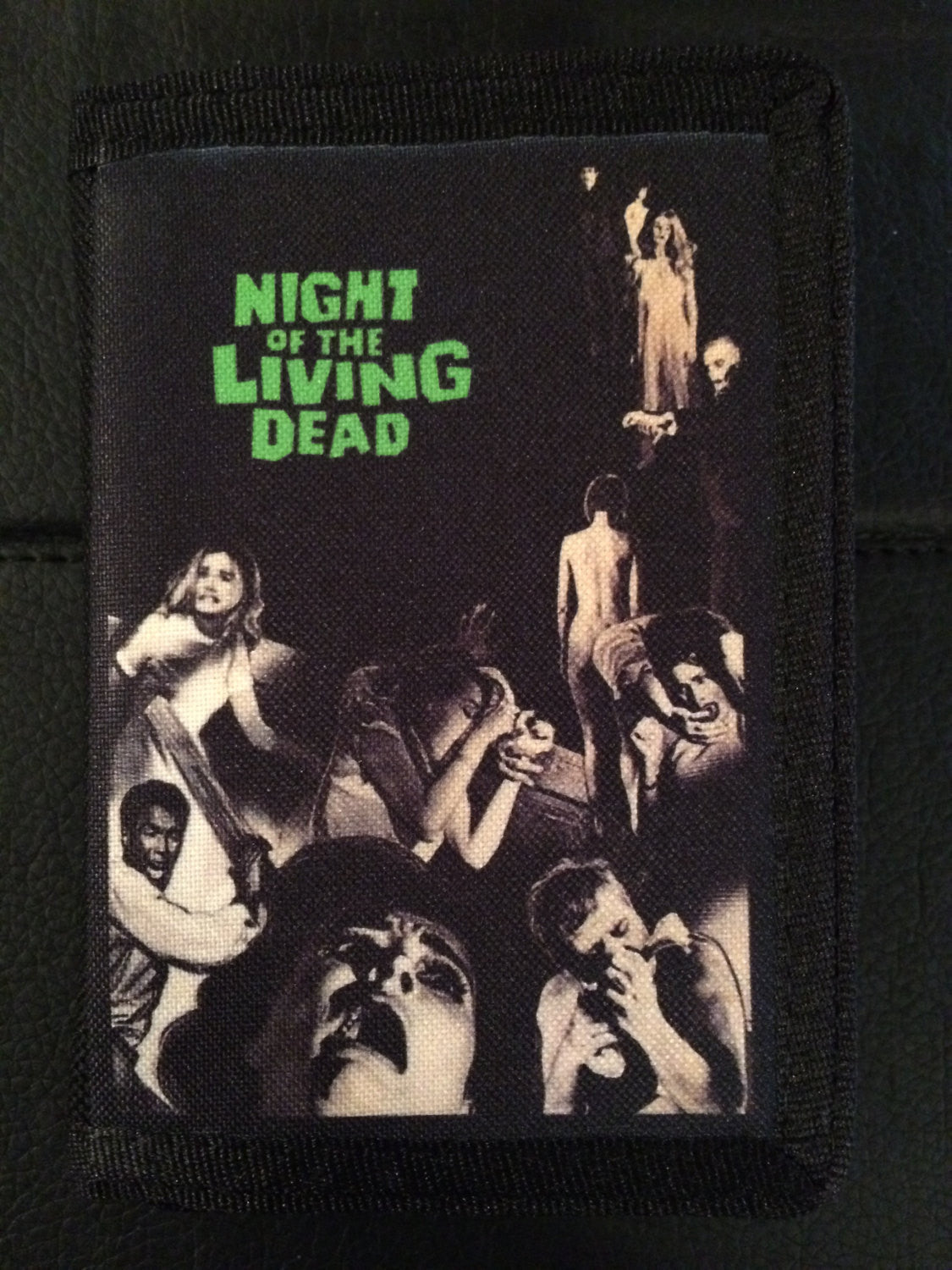 Night of the Living Dead Canvas Wallet