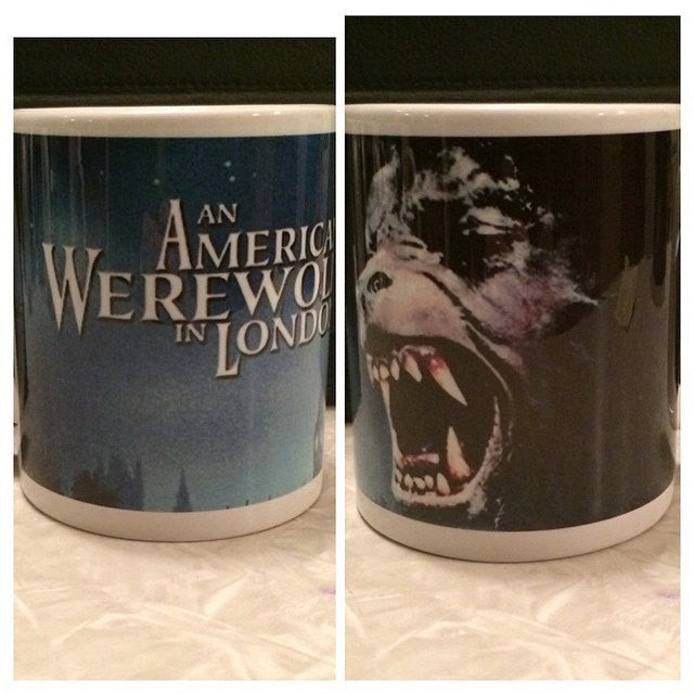 An American Werewolf in London 11oz Coffee Mug