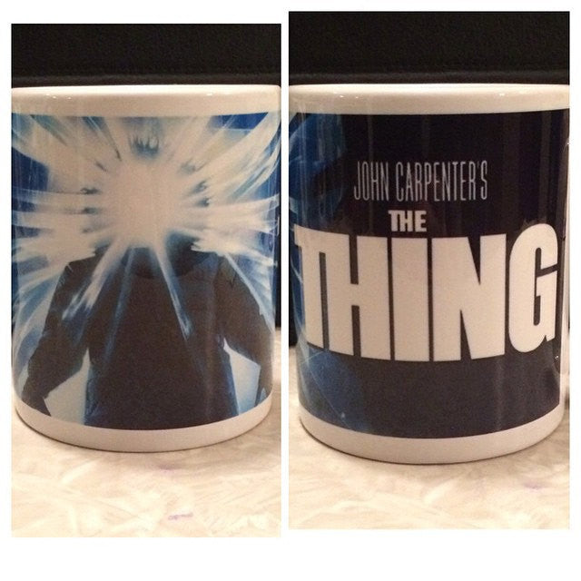 The Thing Ceramic Coffee Mug