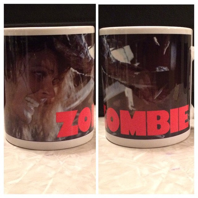 Zombie Ceramic Coffee Mug