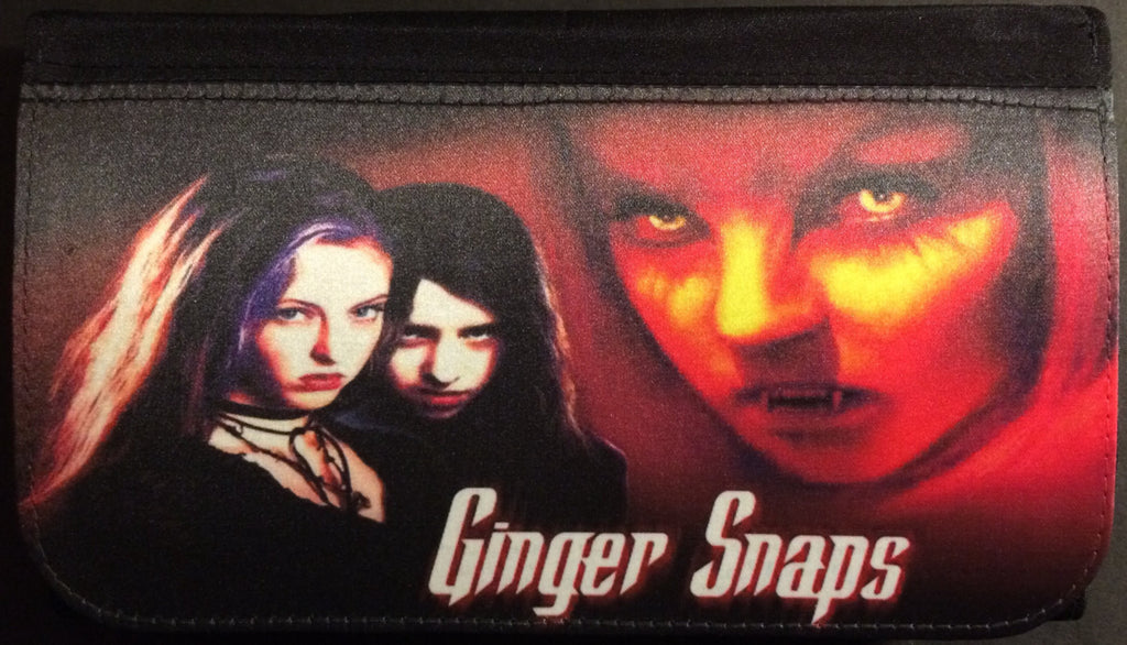 Ginger Snaps Wallet