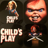 Child's Play Coasters (Set of 4)