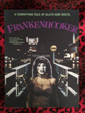 Frankenhooker Back Patch