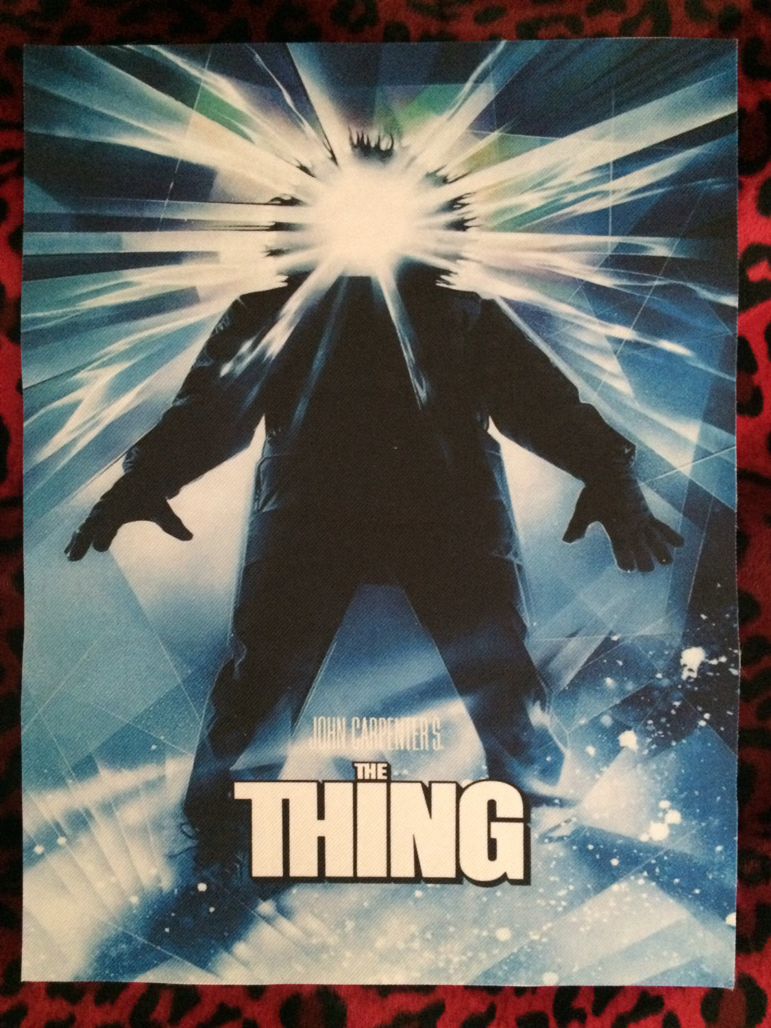 The Thing Back Patch