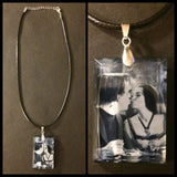 The Munsters Crystal Necklace