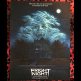 Fright Night Back Patch
