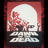 Dawn of the Dead Back Patch