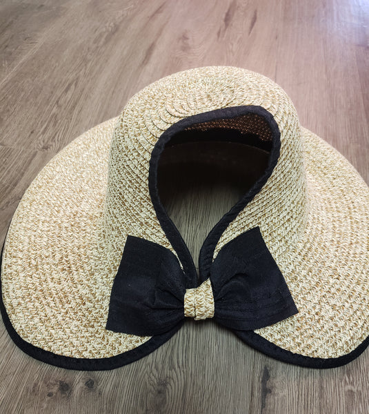 Floppy Sun Hat With Bow