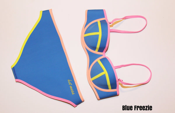 Candy Land Neoprene Bikini