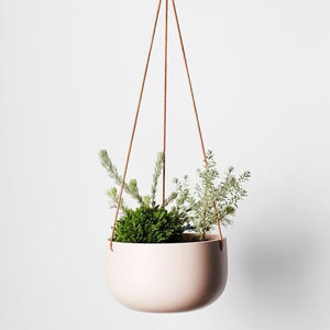 Cade Hanging Pot - Large - Ash
