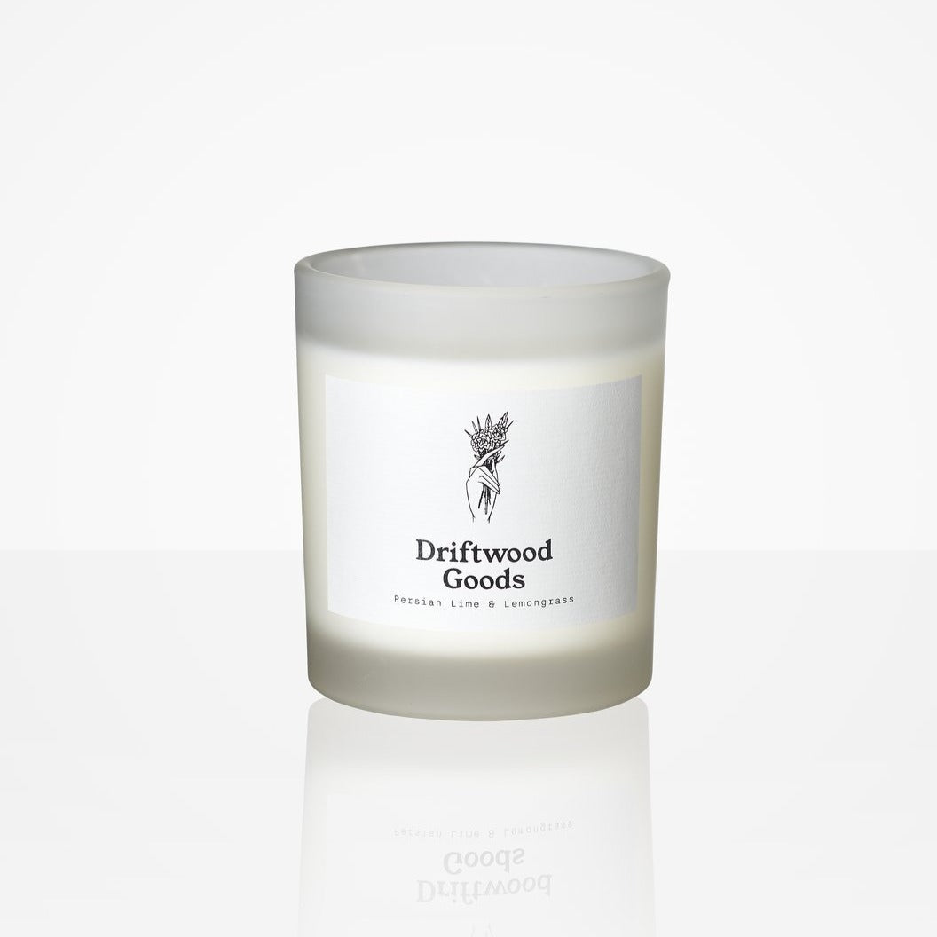 Persian Lime & Lemongrass Candle