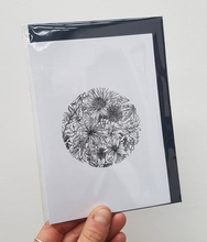 Load image into Gallery viewer, Australian Native Circle Greeting Card