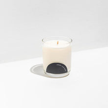Load image into Gallery viewer, Cedar + Saffron Glass Candle
