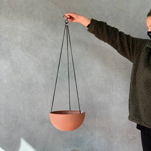 Hanging Brussels Eco Planter