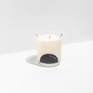 Teak + Neroli Glass Candle