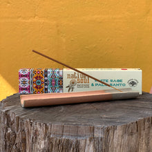 Load image into Gallery viewer, Peach Glaze Incense Holder