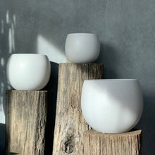 Load image into Gallery viewer, Bower Pot Range - Soft White